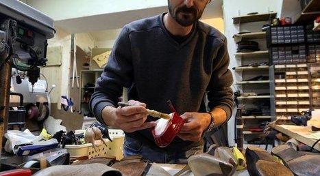 Le cordonnier haute couture de la rue Maréchal d'Ornano | Métiers, emplois et formations dans la filière cuir | Scoop.it
