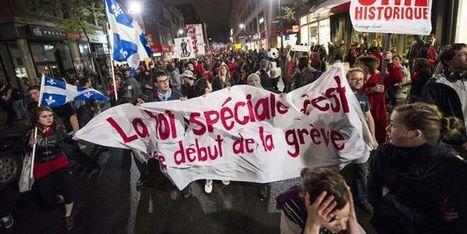 Les autorités du Québec veulent restreindre le droit de manifester   #marchedesbanlieues -> #occupynnocents   Scoop.it