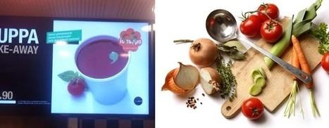 Assapora le gustose zuppe di Io Zuppa da Mr Panino a Roma Termini | Giornalista ambientale e ecoblogger. Semplicemente Letizia | Scoop.it