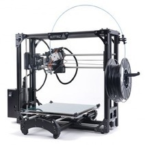 KITTAZ: Kit Form of TAZ 4 3D Printer - 3D Printing Industry | 3D Printing in Manufacturing Today | Scoop.it