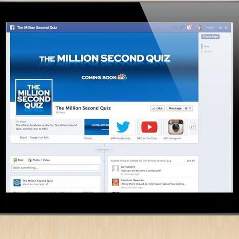 NBC Tunes Into Social With 'Million Second Quiz' Game Show | screen seriality | Scoop.it