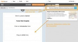 Add A Powerpoint Presentation To Email Newsletters Using Slideshare - Flashissue Blog | Flashissue | Scoop.it