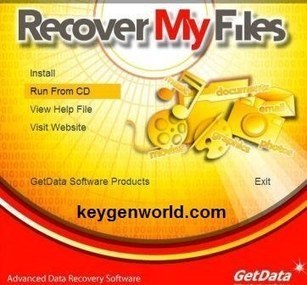 recover my files license key download