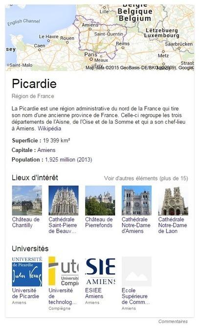 Google et #SEO : La recherche sémantique débarque dans le Tourisme | Infos e-tourisme FROTSI Bourgogne | Scoop.it