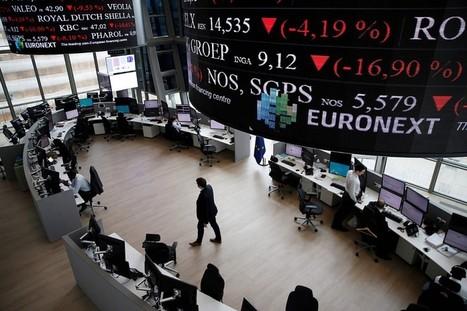 Le Brexit crée une onde de choc sur les marchés financiers   Bourse   Pierre-André Fontaine   Scoop.it