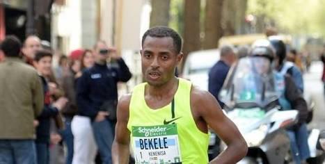 Pas de record pour Kenenisa Bekele, contraint à l'abandon au marathon de Dubaï | courir longtemps | Scoop.it