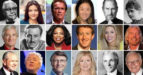 The Careers of the Founders | Business DNA | Scoop.it