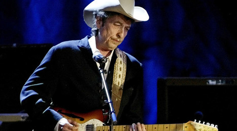 Nobel Prize panel gives up trying to reach Bob Dylan after his unprecedented win for literature | No. | Scoop.it