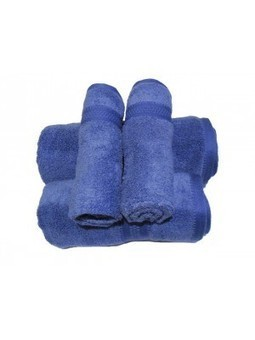 Bombay Dyeing Super Ultrx Dark Blue Bath & Hand Towel Set ux4-DBLUE - Shop and Buy Online at Best prices in India. | online shopping | Scoop.it