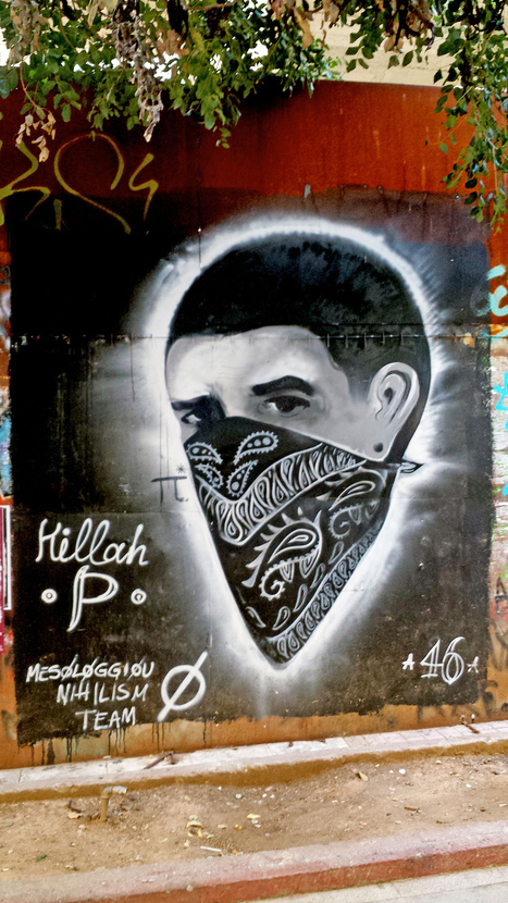Did A Rapper's Murder Bring Down Greece's Neo-Nazi Party?   Daily Crew   Scoop.it