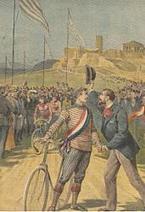 Jeux olympiques à Athènes (1896) | GenealoNet | Scoop.it