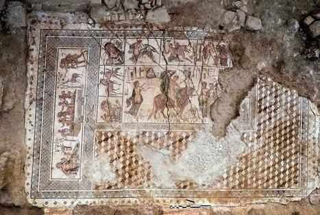 Resultado de imagen de mosaico ecija 3d