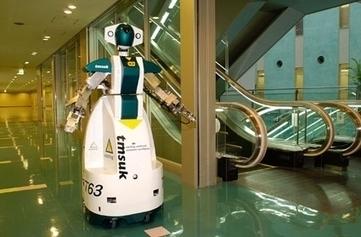 Artemis - the robot guard | Robotic applications | Scoop.it