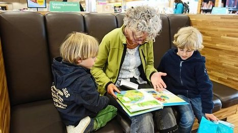 Interaction During Reading Helps Develop Kids' Language Skills | Early Brain Development | Scoop.it