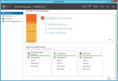 Poll | What do you think of Windows Server 2012 Server Manager new UI? | Windows Infrastructure | Scoop.it