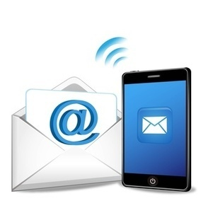 Email is mostly mobile nowadays | Internet Psychology | Scoop.it