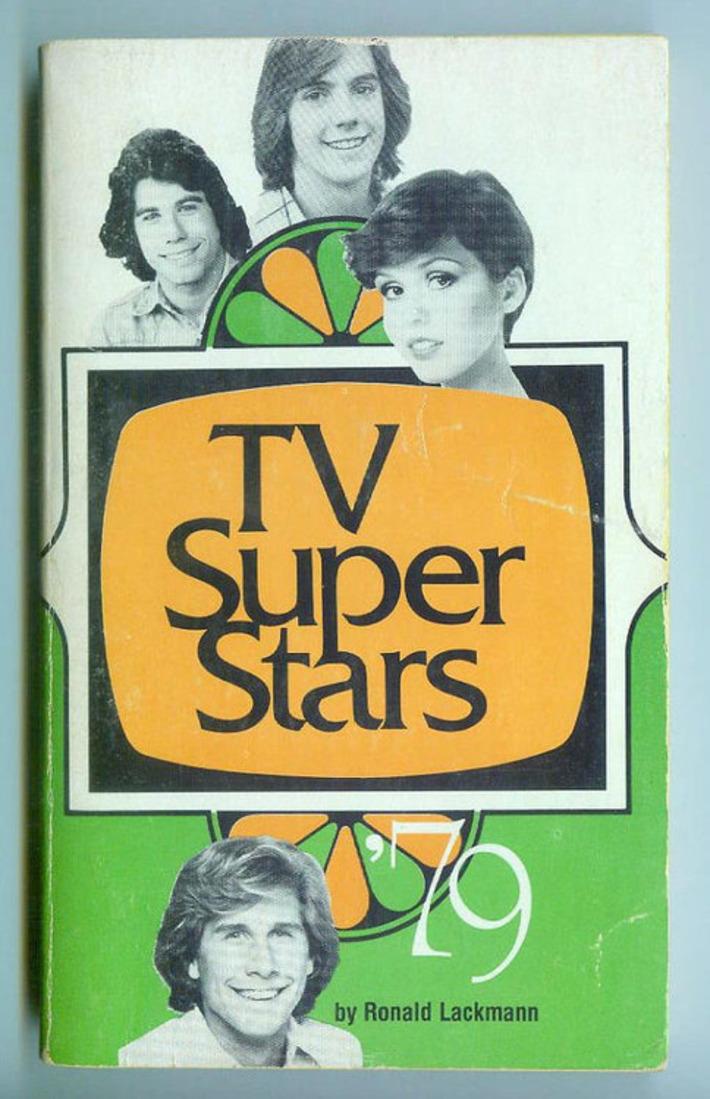 Vintage TV Super Stars '79 1979  Pop Star Biographies Retro Paperback | Kitsch | Scoop.it