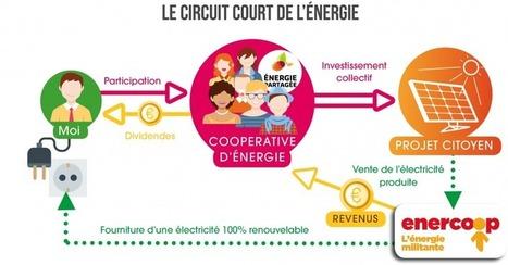 Vendre son électricité en obligation d'achat à Enercoop | Innovation sociale | Scoop.it