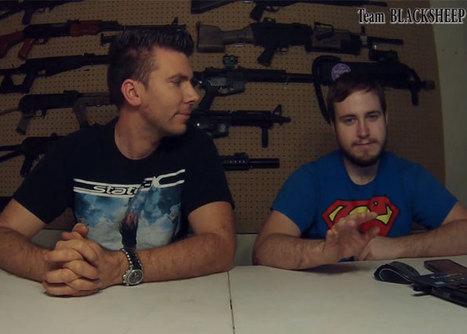 Team Blacksheep WTF Airsoft Episode 2 | Popular Airsoft | Airsoft Showoffs | Scoop.it