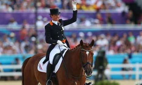 "Dressage rider pulled out of Olympics to protect ""My buddy, my friend, the horse that has given everything"" 