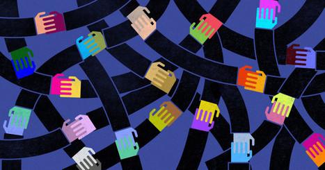 7 applications possibles de la technologie blockchain | new paradigm | Scoop.it