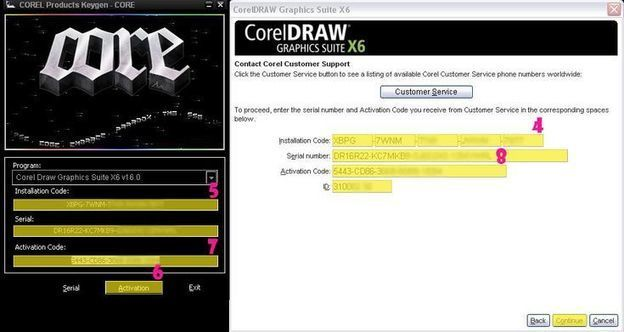 Corel draw x6 keygen torrent