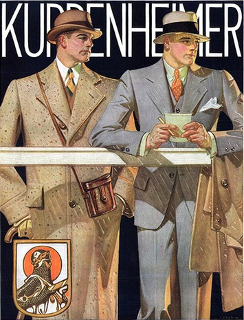 Before Rockwell, a Gay Artist Defined the Perfect American Male by Hunter Oatman-Stanford | Antiques & Vintage Collectibles | Scoop.it