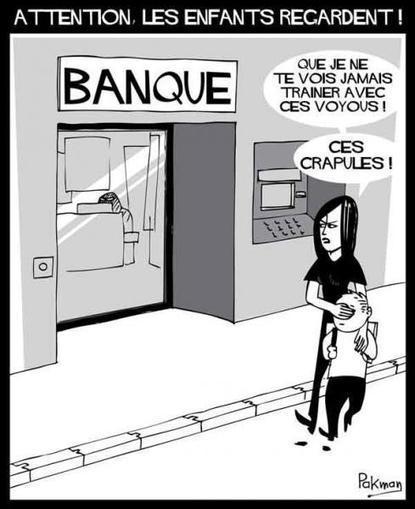 Bankster, le Jackpot de l'économie criminelle | Bankster | Scoop.it