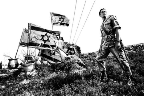 Photos: Platon's Portraits from the Intersection of Israeli and Palestinian Life | Photographie B&W | Scoop.it