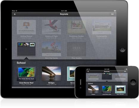 Apple - iCloud - Documents | Outils et  innovations pour mieux trouver, gérer et diffuser l'information | Scoop.it