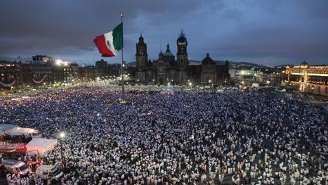Mexico City is crowdsourcing its new constitution using Change.org in a democracy experiment | new paradigm | Scoop.it