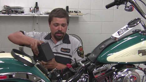 How to Choose-Install- Motorcycle Batteries  | All about batteries | Scoop.it