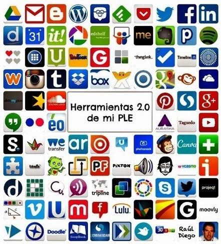 En la nube TIC: Top 100 de las Herramientas 2.0 para Educación | LOS MEJORES HALLAZGOS DE DANIELA AYALA | Scoop.it
