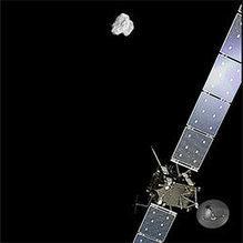 Rosetta a un passo dalla cometa a forma di «papera di gomma» | Planets, Stars, rockets and Space | Scoop.it
