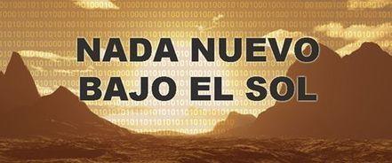 Nada nuevo bajo el sol   Ciencia ficción, fantasía y terror... en Hispanoamérica   Scoop.it