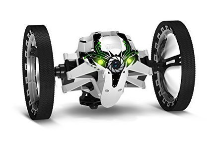 Parrot MiniDrone Jumping Sumo Blanc | Ressources d'Afrique | Scoop.it