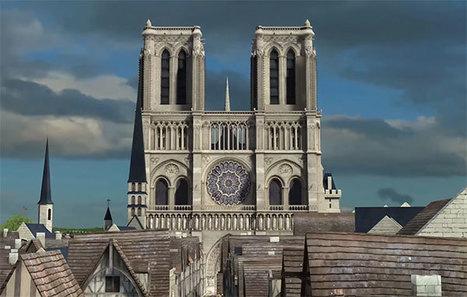 Numérique et Péd@gogie. Sciences humaines. Lettre d'infos n°7 - Académie de Caen | Usages numériques et Histoire Géographie | Scoop.it
