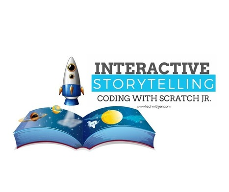 Interactive Storytelling and Coding | Technology in Art And Education | Scoop.it