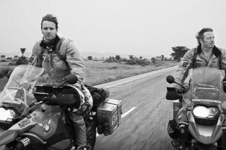 LONG WAY ROUND | Vintage Motorbikes | Scoop.it