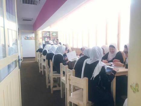 Une étudiante part construire une bibliothèque en Afghanistan | Bibliothèque et Techno | Scoop.it