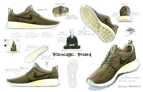 A Nike ROSHE sikere  90c90c6d64
