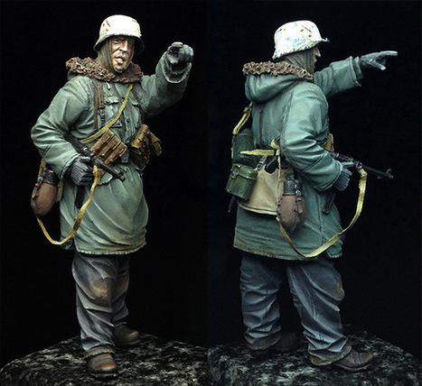 LAH panzergrenadier | Military Miniatures H.Q. | Scoop.it