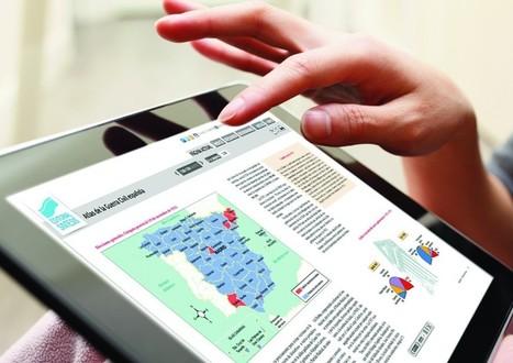Editorial Síntesis acerca el eBook al aula | Todo eBook | Scoop.it