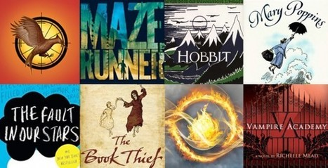 Ten books you need to read before you watch the movies - Hypable | Mellon Library Links | Scoop.it
