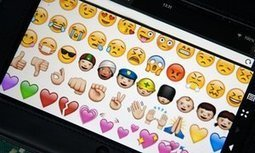 We all love to �  and the French are �: what we learned about emojis at SXSW | picturing the social web | Scoop.it