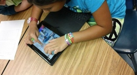 Sony K-12 initiative puts the Xperia Tablet S into schools | Technology in Art And Education | Scoop.it