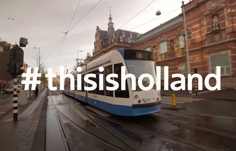 Visit Holland Experiments With New Video Marketing Series | Destination marketing | Scoop.it