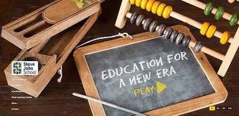 La primera escuela Steve Jobs abre en Holanda con el iPad como herramienta central | Leer en la escuela | Scoop.it