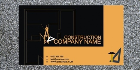 Business card templates cdr free download fre visiting card of architect aca006 free business card templates scoop accmission Gallery