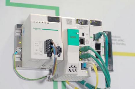 Des contrôleurs industriels Modicon de Schneider Electric piratables ...